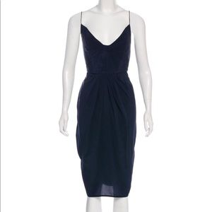 NWT navy Zimmermann dress, size 3